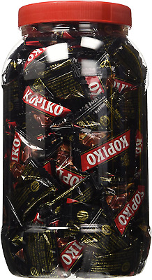 2 PACK of KOPIKO Strong, Rich Coffee Candy Jars 800 g each