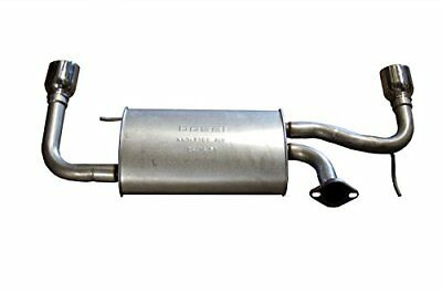 Exhaust Muffler Rear Bosal 145-365