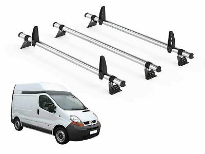 00-14 Van Demon Rhino Delta 2 Bar Roof Rack for Iveco Daily High Roof