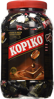 Strong and Rich Coffee Candy KOPIKO One Jar - 800g