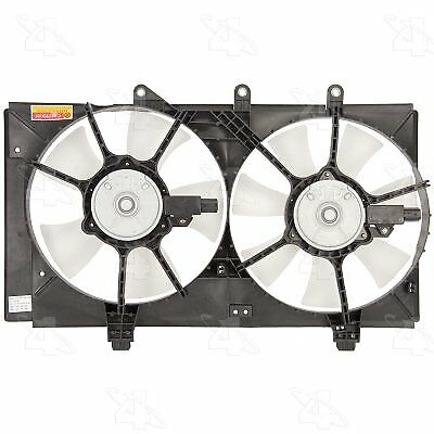 Dual Radiator and Condenser Fan Assembly-Rad / Cond Fan Assembly 4 Seasons 75528