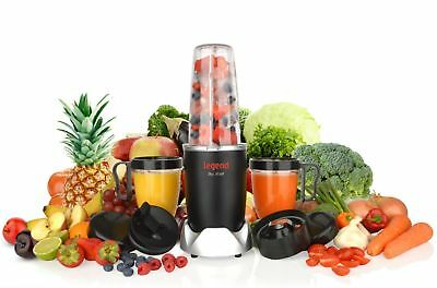 1000W Nutri Extractor Mini Bullet Blender Mixer Juicer.Multi Pro BPA Recipes FRE