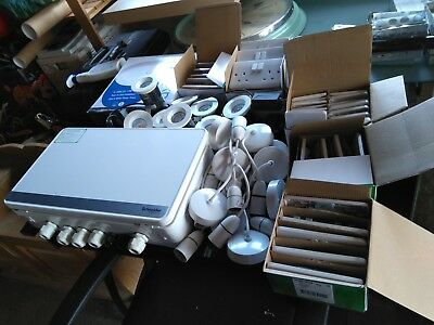 Fuse board, Switches, Sockets, Spot Lights, Ceiling lights etc whole rewire set