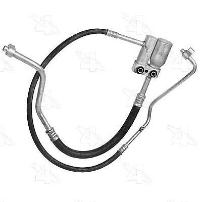 A/C Refrigerant Discharge / Suction Hose Assembly 4 Seasons 56409
