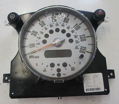 BMW MINI Cooper / One / S JCW Speedo Clock Instrument Cluster 97k Miles 6932506