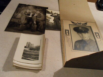 Lot of 36 WW2 Vintage Photos Germany U.S. Soldiers - Nice Lot Of WWII PICTURES