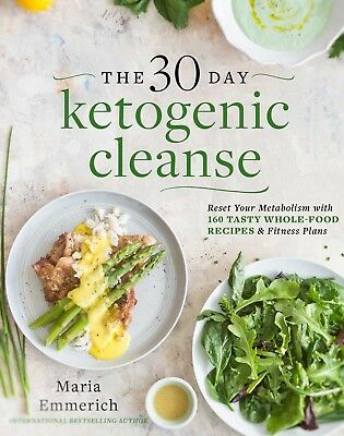 The 30 DAYS_ Ketogenic _Cleanse By MARIA EMMERICH 30 Sec. Delivery(PDF/eb00k)