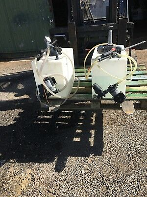 Mobile Sprayer unit complete with Tank