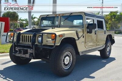 Hummer H1 Open Top 2006 Open Top Used Turbo 6.6L V8 32V Automatic 4WD SUV Premium