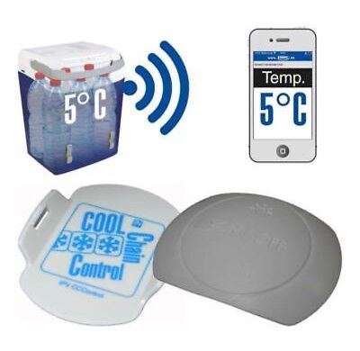 IPV CCC Cool Chain Control Bluetooth 4.0 Thermometer mit kostenloser App