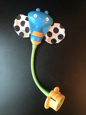 Fisher Price Rainforest Jumperoo Mr Bee Toy Bendable Replacement Part
