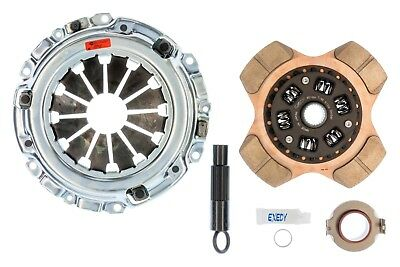 Exedy Racing Clutch 08951P4 Stage 2 Cerametallic Clutch Kit Fits 02-08 Civic RSX