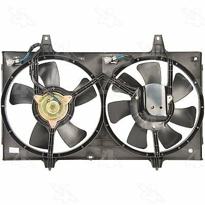 Dual Radiator and Condenser Fan Assembly-Rad / Cond Fan Assembly 4 Seasons 75243