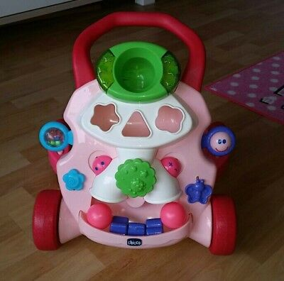 Chicco 65261200010-2in1 Chicco Mobil rosa