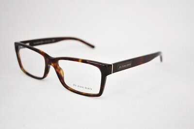 5061b11b1ab BURBERRY BE 2108 Eyeglasses Frame 3002 Dark Havana UNISEX 54mm ...