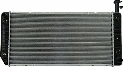 OSC Cooling Products 2793 New Radiator