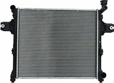 OSC Cooling Products 2839 New Radiator
