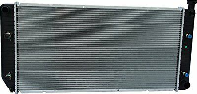 OSC Cooling Products 624 New Radiator