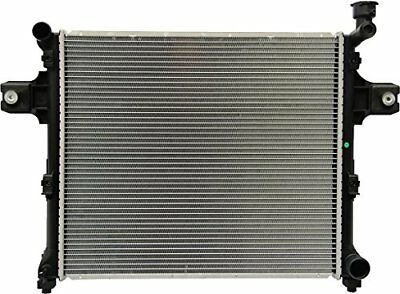 OSC Cooling Products 2840 New Radiator
