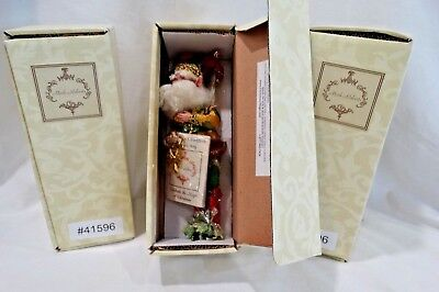 Limited Edition Mark Roberts Fanciful Fairy Small # 41596 New In Box & Coa
