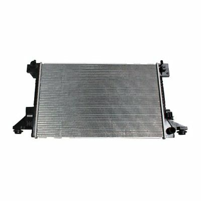 TYC 13271 Replacement Radiator for Chevrolet Volt