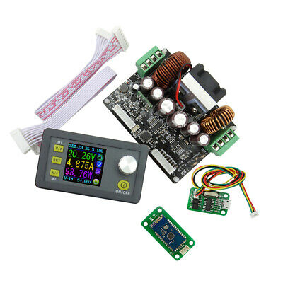 LCD Digital Control Buck-Boost Power Supply Moudle Constant Voltage Current