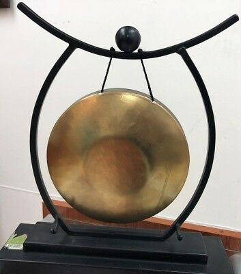 Chinese Gong percussion music instrument bell no RESERVE
