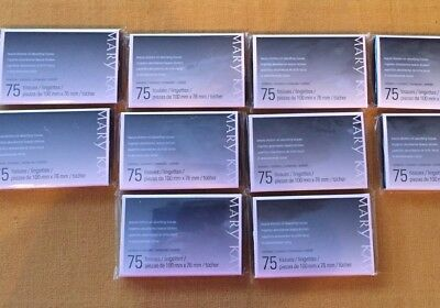 Mary Kay Beauty Blotters Oil-Absorbing Tissues (LOT OF 10)