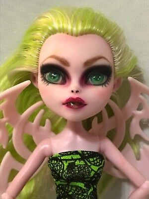 Monster High Custom RARE Batsy Claro Doll repaint ooak