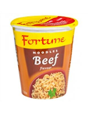 Fortune Beef Noodle Cup 70gm