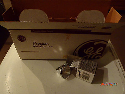 16 x GE Quartzline 12V 20W  2 pin Projector Globes Made in USA