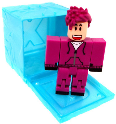 """Roblox SPEED RUNNER Series 3 Blue Box Mystery 2.5"""" Figures Pack NEW+Game Codes"""
