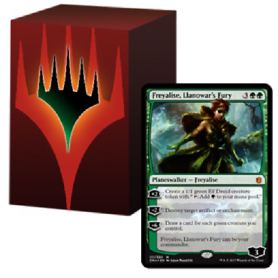 mtg commander guided by nature