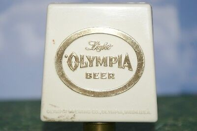 Olympia Beer Small Tap Pull Handle Knob