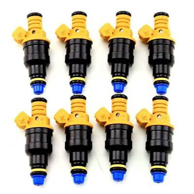 8pc Fuel Injectors 0280150943 For Ford F150 F250 F350 Lincoln 4.6 5.0 5.4 5.8 V8