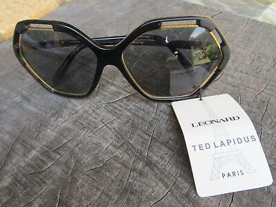 "Vintage Sun Glasses , ""ted Lapidus"" Paris ,genuine, New Never Worn."