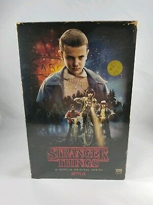 NEW Stranger Things Season 1 Collector's Edition: Target Exclusive Blu-ray + DVD