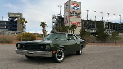 1973 Plymouth Duster Base 1973 Plymouth Duster