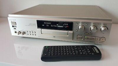 Sony MDS-JA555ES Gold Supreme High-End Minidisc Deck *TOP CONDITION*