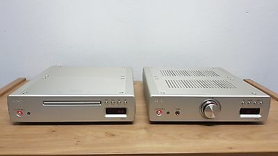 Denon DCD-CX3 + DRA-CX3 Superb High-End Super Audio Set - SACD-Player + Receiver