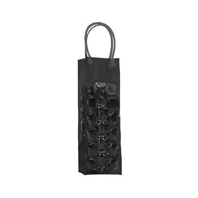 (Black) - Chill It 1 Black - Freezable Chill It Bottle Bag. Chill-It