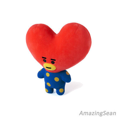 OFFICIAL BT21 STANDING DOLL TATA, AUTHENTIC BT21 by Linefriends, BTS GOODS, BTS