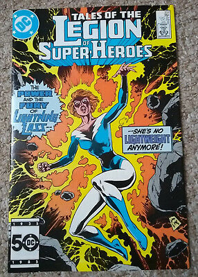 TALES OF THE LEGION OF SUPER-HEROES # 331 (1986) DC COMICS NM Condition