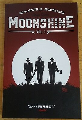 Azzarello and Risso: Moonshine TPB Vol 1