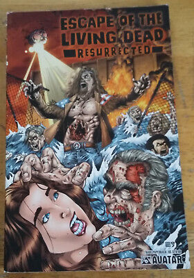 John Russo - Escape of the Living Dead: Resurrected  TPB