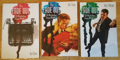 Ed Brubaker and Sean Phillips:The Fade Out (Complete, all three TPBs)