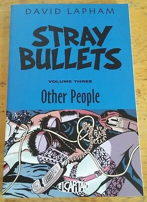 David Lapham: Stray Bullets Vol 3 - Other People TPB