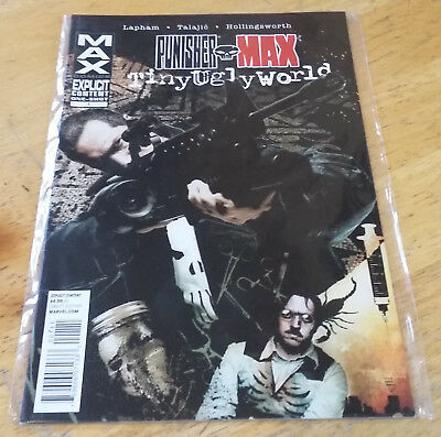 Punisher Max: Tiny Ugly World (2010 Marvel, One Shot)