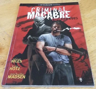 Steve Niles: Criminal Macabre Vol 4 - Two Red Eyes TPB