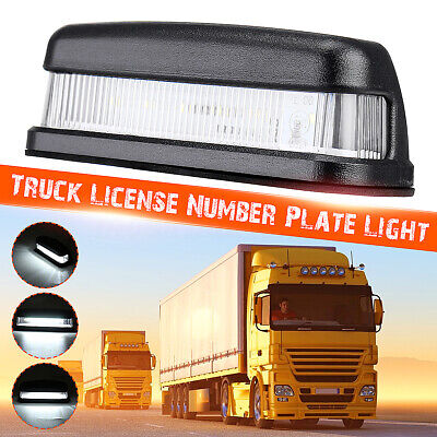Land Rover Defender 90//110 TDI Rear Number Plate Light SMD LED Bulbs 467//2 x2